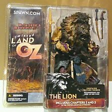 McFarlane Toys Twisted Land of Oz THE LION Figure 2003 Series Two NICE!