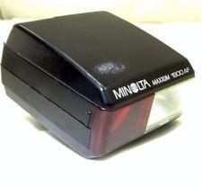 Minolta Maxxum 1800 AF Shoe Mount Flash - Free Shipping USA