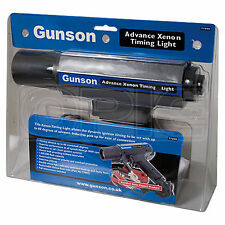 Gunson Timing Light With Advance Feature