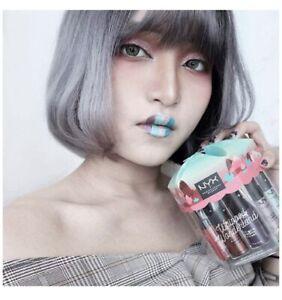 NYX Whipped Wonderland Soft Matte Metallic Lip Cream 12 X 4.7ml