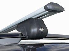 Alu Dachträger Lince für Ford Focus III SW ab 11 belastbar aufl Reling