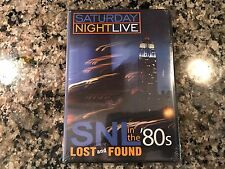 Saturday Night Live SNL In The 80S Lost And Found New Sealed Dvd! 2008