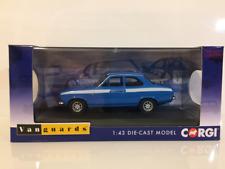 Corgi VA09521 Ford Escort MKI Mexico Eléctrico Monza Azul:43 Escala