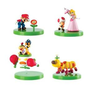 Super Mario Buildable Figures Brand New - 1 Blind-pack Hanger supplied