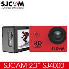 Original SJCAM SJ4000 Basic Sports Action Camera Waterproof 1080P Helmet