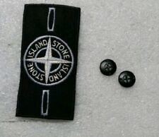 STONE ISLAND SHADOW PROJECT BADGE//PATCH WITH BUTTONS BRAND NEW