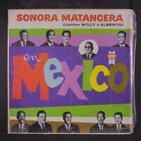 SONORA MATANCERA: En Mexico LP (Venezuela, woc, cover wear, wol) Latin