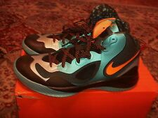 NIKE ZOOM HYPERFRANCHISE XD MEN BASKETBALL SHOES 579835 300 MENS SIZE 11.5