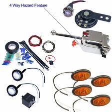 UTV Street Legal SXS Oval LED Turn Signal and horn Kit  for Polaris Rzr Ranger