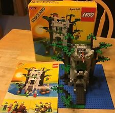 Lego 6077 Forestman's River Crossing, complete with box and manual