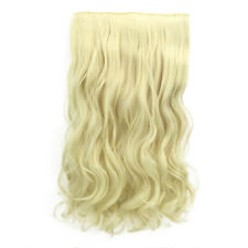 Female Long Curl Hair Wig Women Full Wigs Elegant Hairpiece Curly Wave Straight