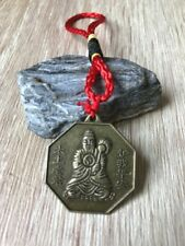 Feng Shui Chinese Hanging Tai San Chuan Win with Baguas Happiness and Protection