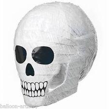 35.5cm Halloween Horror Head Skull BASH Pinata Children's Party Game Decoration