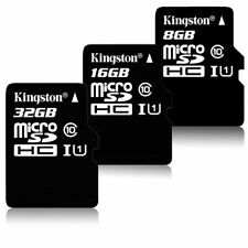 Kingston 8GB  Micro SD SDHC Class10 Advanced Memory Card TF