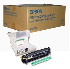 ORIGINAL Tambor Epson AcuLaser C1000 C2000 / c13s051072 Photo Conductor Set