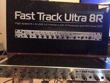 carte son M-Audio FastTrackUltra 8R