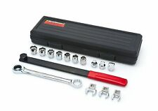 GearWrench 3680 Ratcheting Wrench Serpentine Belt Tool 15 Piece Ratcheting Box