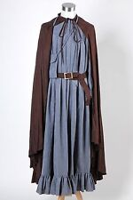 The Lord of the Rings The Fellowship Gandalf Uniform Adult Costume Set Tailored