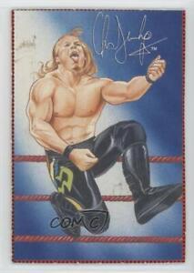 1994-2001 JusToys Bendables Figure Cards Chris Jericho