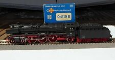 Roco 04119B locomotive à vapeur BR 01 147 avec Feuilles de witte DB Ep.3