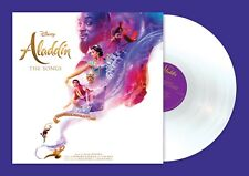 Aladdin The Songs LP ~ Exclusive Colored Vinyl (White) ~ New/Sealed!!!