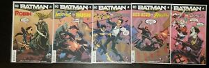 Batman Prelude to the Wedding 1-5 Complete DC Comic Lot Run Set Collection