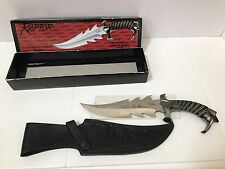 Gil Hibben Raptor Fantasy Fighter Knife Signature Edition First Production Run