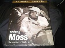 Stirling Moss The Champion Without A Crown Formula 1 Legends Menard Vassal Book