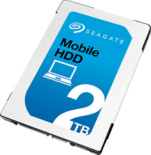 "2TB 2.5"" SEAGATE SATAIII Hard Disk ST2000LM007 Dell Acer PS4/PS3 Xbox 7mm 128MB"