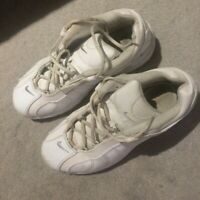 Mens Nike sneakers size 11 & Levi's sneakers size 12