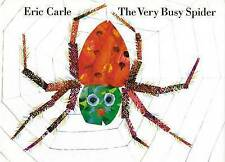 The Very Busy Spider-ExLibrary