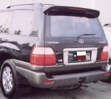 UN-PAINTED-GREY PRIMER OE LOOK REAR SPOILER FOR 1998-2007 LEXUS LX470 W/3RD LED