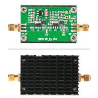 15V 2-700MHZ 3W HF VHF UHF 35dB Amplificatore Di Potenza RF Banda Larga Durevole