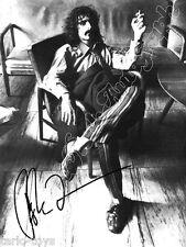 FRANK ZAPPA - print signed photo - foto con autografo stampato