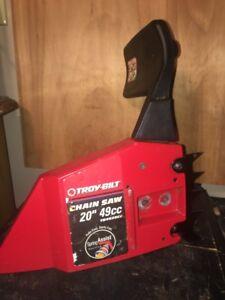 """Troy-Bilt 49cc Chainsaw """"Chainbrake/clutch Cover"""" TB4920CC Used."""