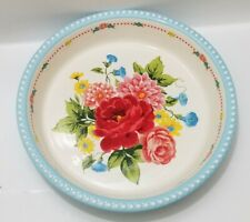 *The Pioneer Woman Sweet Rose 9 inch Pie Dish