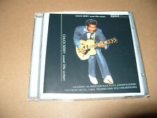 Chuck Berry Sweet Little Sixteen 18 Track cd 2005 cd + inlays are Near Mint