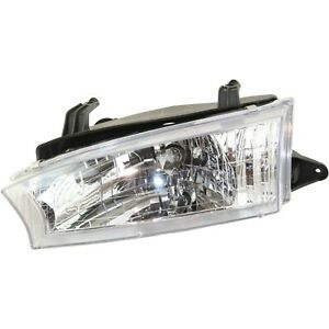 Headlight For 97-99 Subaru Legacy 97 Legacy LSi Outback Limited Left With Bulb