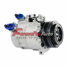 AC A/C Compressor with Clutch For BMW X5 3.0L 2979CC l6 GAS 2003 2004 2005 2006