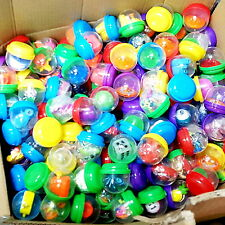 "100 Pcs 2"" (49mm) Capsules filled with Toys Bulk Vending Mix Prizes Pinata Prize"