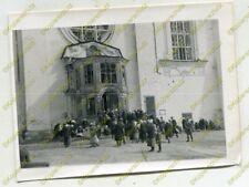 Foto, Wehrmacht, Bevölkerung vor Kathedrale in Smolensk, Russland 19959
