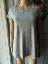 T-shirt gris La Redoute pour fille de 2 à 16 ans