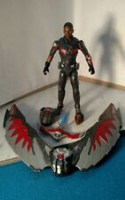 marvel universe 3.75 civil war falcon Sam Wilson loose lot legend