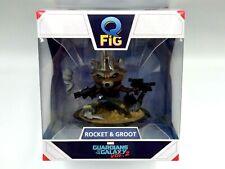 FIGURINE Q Fig ROCKET & Groot Marvel gardien de la Galaxy  2016 neuf