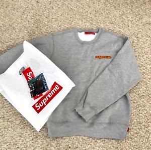 Supreme Sweatshirt White New