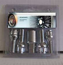 Viti Antifurto cerchi lega e acciaio m12x1,25xLF27-LT ch19/21 Alfa Romeo,Citroën