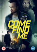 Come and Find Me DVD (2017) Aaron Paul, Whedon (DIR) cert 15 ***NEW***