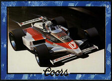 Coors Light Indy Racing #93 Coors Beer Trade Card (C389)