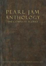 New Sealed Pearl Jam - the Complete Scores : Deluxe Box Set (Hardcover)