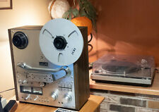 AKAI GX-635D  4 Track Stereo Reel To Reel Tape Recorder 60 Hz